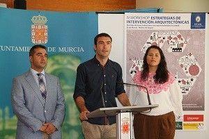 Workshop Estrategias de Intervencion Arquitectonica Recuperar los espacios industriales de Molina de Segura