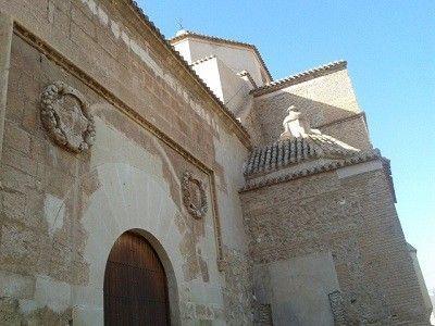 iglesia San Andres Mazarron Iglesia de San Andrés en Mazarrón y la Catedral de Murcia