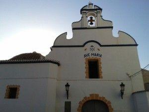 iglesia de la Purisima Mazarron Murcia 300x225 La Purísima de Mazarrón y su encuentro con los piratas