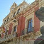El Ayuntamiento de Mazarrón y su templete de zinc