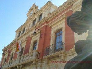 Ayuntamiento Mazarron 300x225 El Ayuntamiento de Mazarrón y su templete de zinc