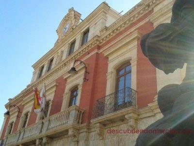 Ayuntamiento Mazarron El Ayuntamiento de Mazarrón y su templete de zinc