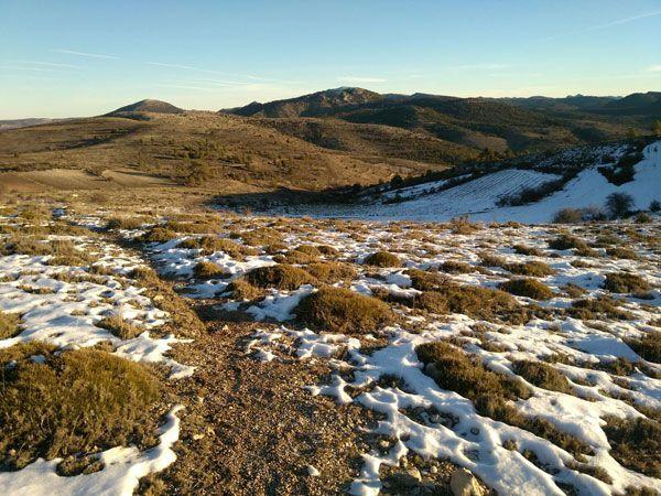 Moratalla Revolcadores Montañas de la Región de Murcia. Doce miles y un dos mil