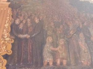 Aledo Murcia Santa Maria La Real Manuel Fraga elevado a los altares en Aledo