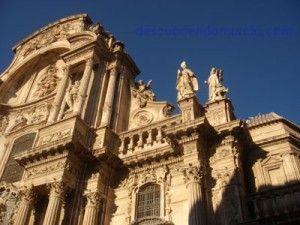 Catedral Murcia 300x225 El enigmático robo a la Virgen de la Fuensanta en 1977