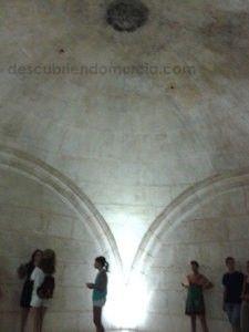 Torre Catedral Murcia Secretos 225x300 Sala de los secretos en la torre de la Catedral de Murcia