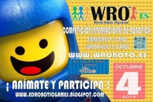World Robot Olympiad 300x199 World Robot Olympiad se celebrará en Murcia