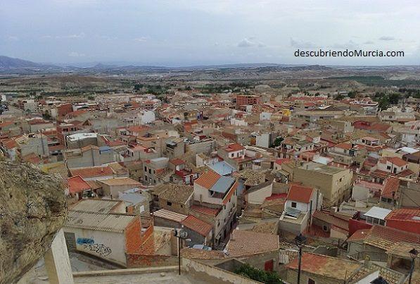 Abanilla Region Murcia El barrio De Gaulle o de Lyon en Abanilla