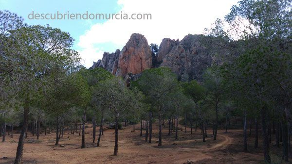 La Panocha Murcia El Valle La Panocha una roca mítica en la Cresta del Gallo