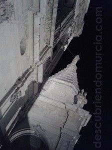 Torre Catedral Murcia 225x300 El quinto conjuratorio en la torre de la Catedral de Murcia