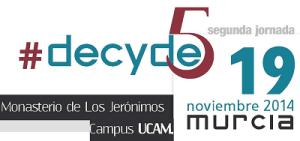 decyde5 300x141 Murcianos que triunfan en el mundo audiovisual hoy día