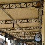 La estación de tren en Murcia y su distancia hasta Madrid