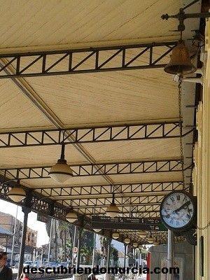 Estacion Tren Murcia La estación de tren en Murcia y su distancia hasta Madrid