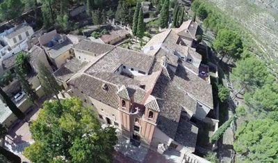 Monasterio Santa Ana Jumilla Murcia La leyenda del incorrupto fray Bernardo de Jumilla