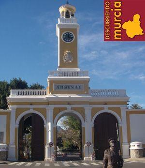 Arsenal de Cartagena Los Astilleros de Cartagena y su potencial industrial