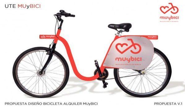 MuyBici MuyBici y el uso de la bicicleta en la ciudad de Murcia