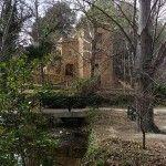 Torreón de los Templarios en las Fuentes del Marqués