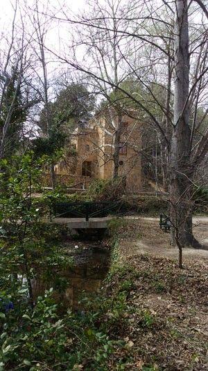 Torre de los Templarios Caravaca Torreón de los Templarios en las Fuentes del Marqués