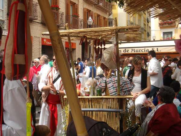 Bando de la Huerta Bando de la Huerta 2015 Fotos. Murcia celebra su fiesta
