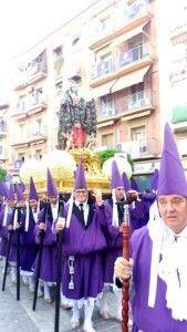 Dolorosa Salzillo Murcia Viernes Santo 169x300 Salzillo sale a las calles de Murcia. Viernes Santo