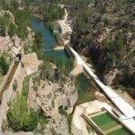 El río Segura podría dejar de generar la mitad de sus recursos