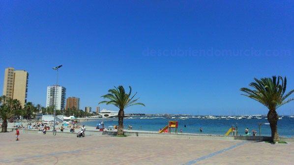 Mar Menor Santiago la Ribera Murcia La Manga y Mar Menor más fotos de nuestros seguidores