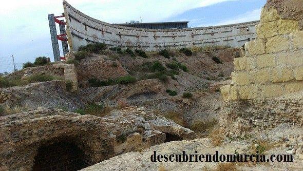 Anfiteatro romano Cartagena El Anfiteatro Romano de Cartagena que nunca veremos ...