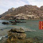 Isla del Fraile en Águilas… ¿o del inglés?