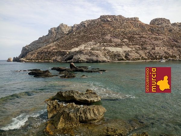 isla fraile aguilas Águilas, cabo Cope, isla del Fraile en la Región de Murcia