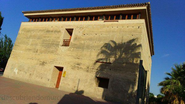 Torre Moros Alguazas Murcia El torreón fortificado de los obispos en la huerta de Alguazas