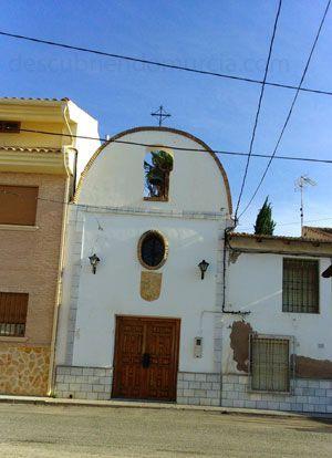 Aljucer Salabosque ermita Poyo Murcia La desaparecida Torre de Los Poyo en Aljucer y su ermita