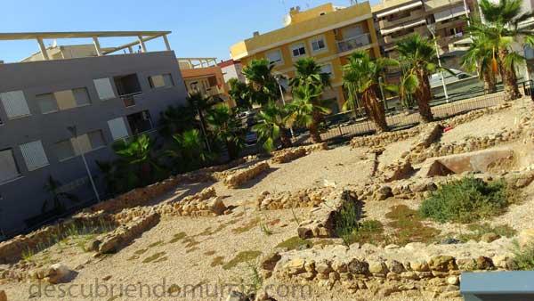 Mazarron Murcia Poblados romanos de Mazarrón con sus salazones y necrópolis