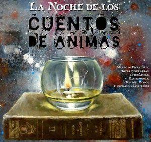 La Noche de los Cuentos de Animas Murcia Todos los Santos. La noche de los cuentos de ánimas