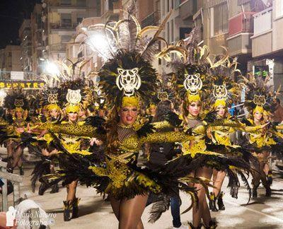Carnaval Aguilas Carnaval Águilas. Una fiesta de Interés Turístico Internacional