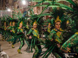 Carnaval de Aguilas 300x221 Carnaval Águilas. Una fiesta de Interés Turístico Internacional