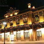 Zaraiche, una desconocida estación de tren en el centro de Murcia