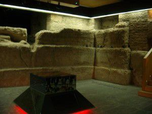 Muralla Santa Eulalia Murcia Jaime I reconquista Murcia hace 750 años