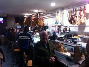 Pepe de los jamones Murcia Pepe de los jamones uno de los bares míticos de Murcia