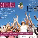 Tu boda en Lorca. Feria de bodas y ceremonias