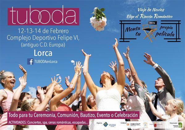 Tu Boda en Lorca Tu boda en Lorca. Feria de bodas y ceremonias
