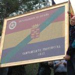 Scout Exploradores de Murcia y la bandera de la República