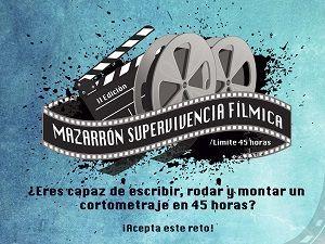 Supervivencia Filmica Mazarron Supervivencia Fílmica en Mazarrón. 45 horas para sacar un corto