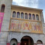 Cofradía Cristo del Perdón de Murcia, San Antolín y la seda