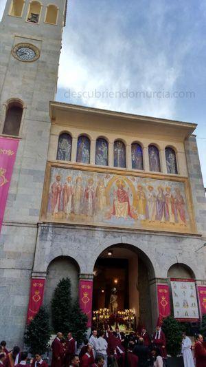 Lunes Santo Murcia San Antolin Peste, aparición de San Antolín y persecución mudéjar en el siglo XIV