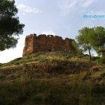 Castillo árabe de La Luz en Murcia