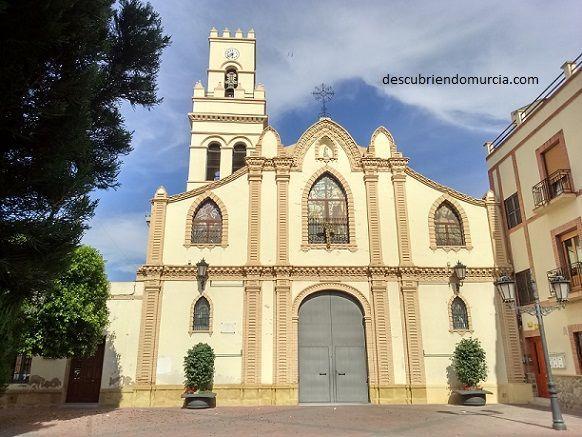 iglesia El Palmar Murcia El Palmar en Murcia. Sus orígenes fenicios y romanos