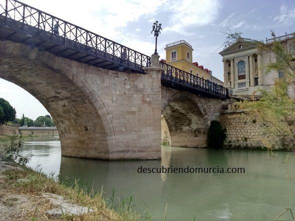 Puente Viejo Murcia 1 Caravaca Jubilar. Desde Orihuela 120 km por el Camino de Levante