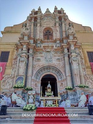 Santuario Caravaca de la Cruz Caravaca de la Cruz y las claves de su misteriosa reliquia