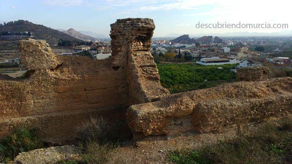 Monteagudo Murcia Castillejo El infante Pedro arrasa el País Murciano y consigue un gran botín
