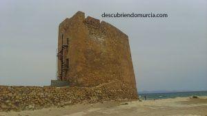 Cabo Cope Aguilas 300x169 Cabo Cope en Águilas y su torre infinitamente asediada por los piratas